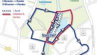 Die Streckenführung für den 17. Volksbanken-Nightrun steht. Mit geringfügigen Änderungen ist die 10-km-Strecke auf exakt 10.010 Meter festgelegt. Es wird eine etwas längere Einführungsrunde gelaufen (2,78 km), dann folgen drei […]